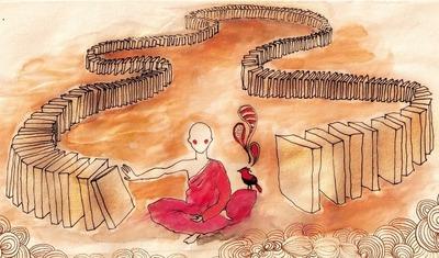 Карма йога Делать но не стремится