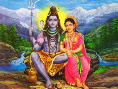 Шива Парвати фото 3